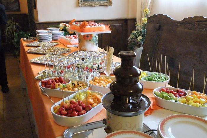 Buffet Di Dolci E Frutta : Ristorante paradiso ricevimenti matrimoni cerimonie a velletri